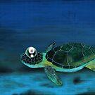 Sea Turtle by Milica Mijačić