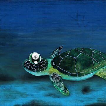 Sea Turtle by milicamijacic