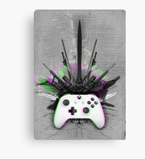 Symphony of XBOX One Canvas Print