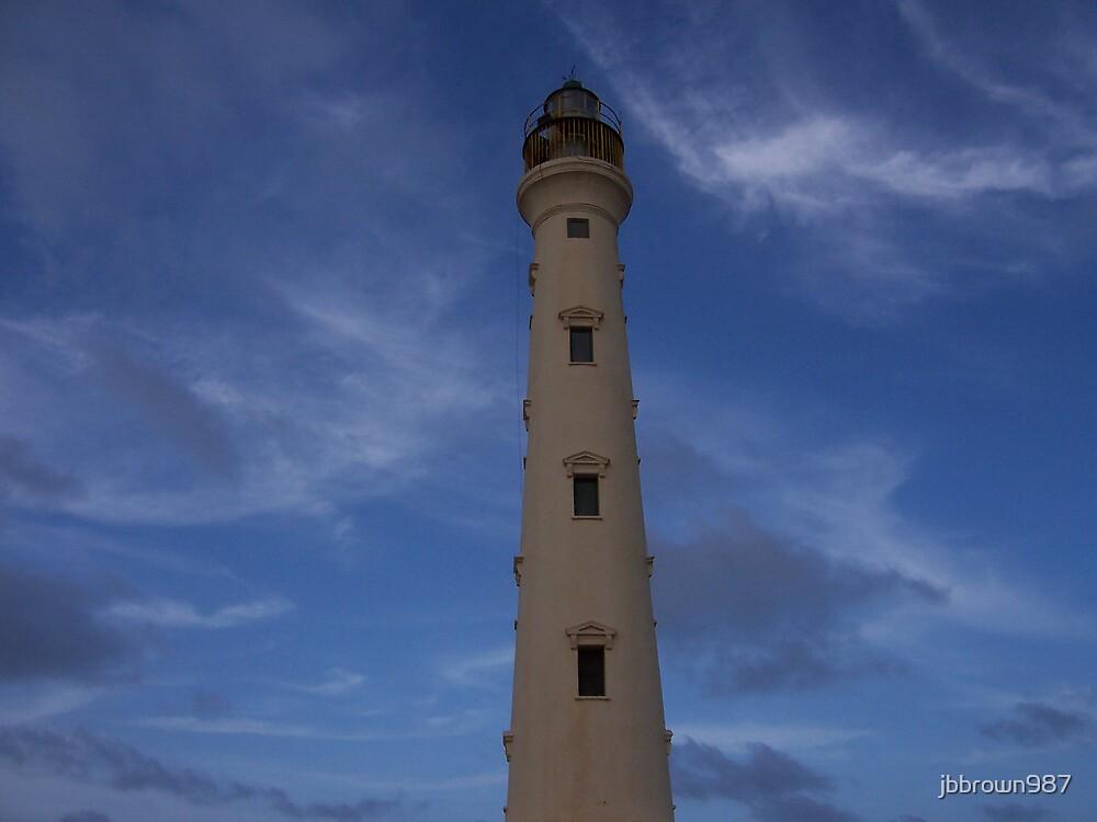 California Lighthouse, Aruba by jbbrown987
