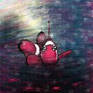 Pink Clownfish by Milica Mijačić