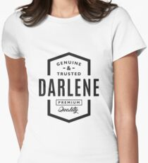 Darlene Women's Fitted T-Shirt