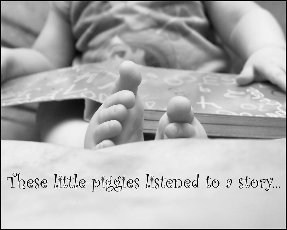 Piggies by Stacey Milliken