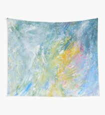 Abstract 3 Wall Tapestry