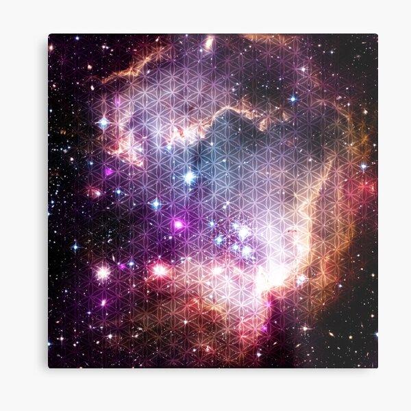 'Sacred Nebula'  Metal Print