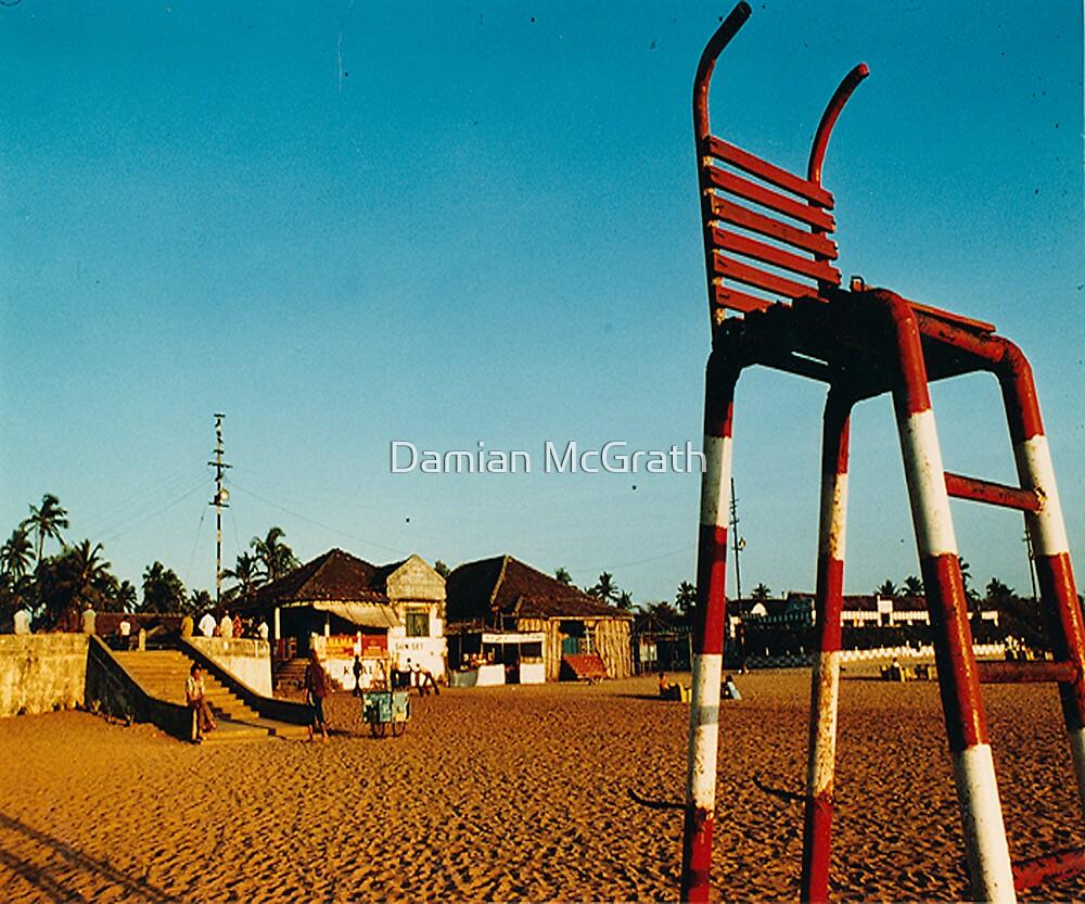 Owed To Bondi Beach by Damian McGrath