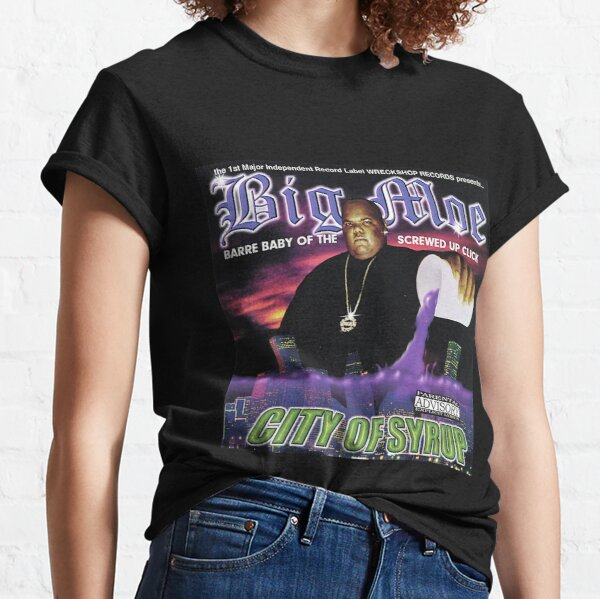 Big Moe: Stadt von Sirup Classic T-Shirt