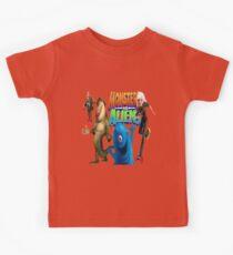 monster vs aliens Kids Clothes