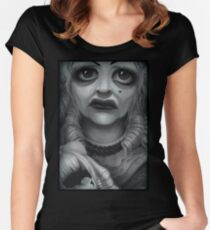 What Ever Happened to Baby Jane? Women's Fitted Scoop T-Shirt