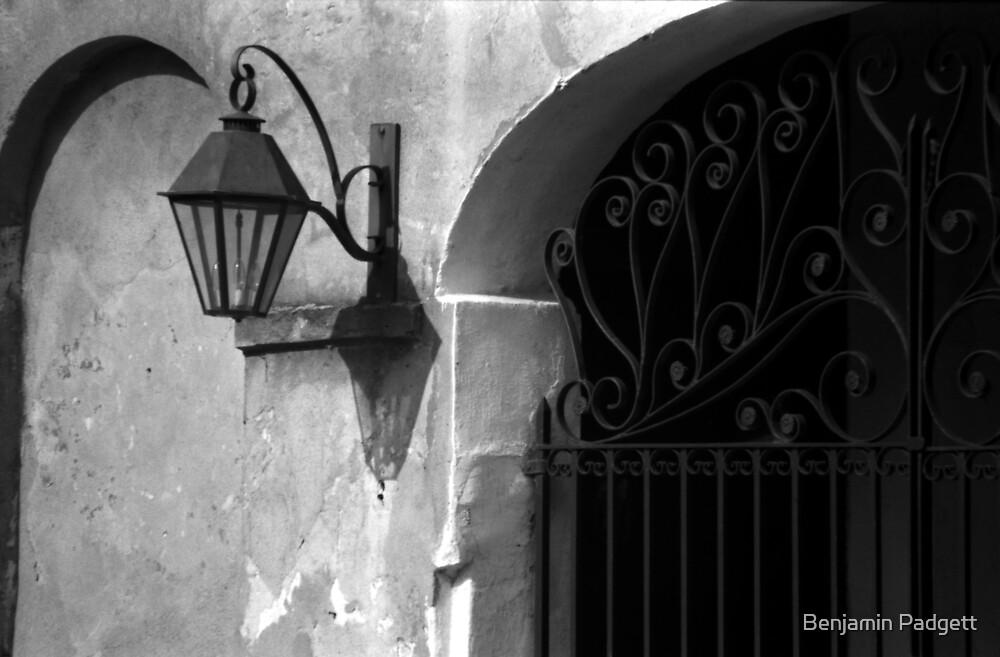 State Street Gate by Benjamin Padgett