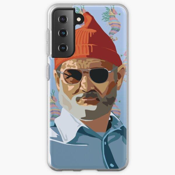 Steve Zissou Samsung Galaxy Soft Case