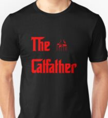 The CatFather Unisex T-Shirt