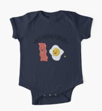 Bacon and Eggs Best Friends Forever  Kids Clothes