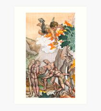 JUDGMENT MAJOR ARCANA  Art Print