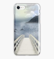 A View From a Pier iPhone Case/Skin