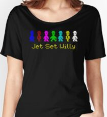 Jet Set Willy Women's Relaxed Fit T-Shirt