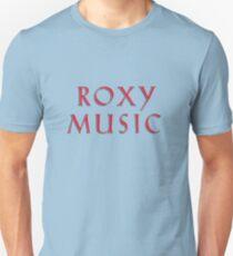 Roxy Music T-Shirt