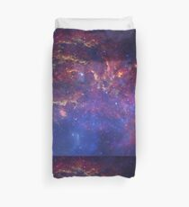 Great Observatories Unique Views of the Milky Way Duvet Cover