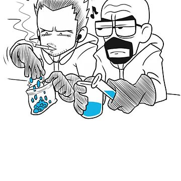 Breaking Bad Manga Version by xAurom