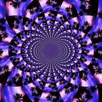Palm Paradise Remix - Purple by TangerineKiki
