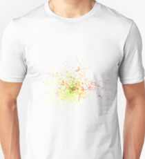 Abstract Fractal Tree Unisex T-Shirt