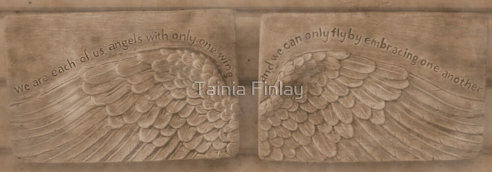 We Are, Each Of Us by Tainia Finlay