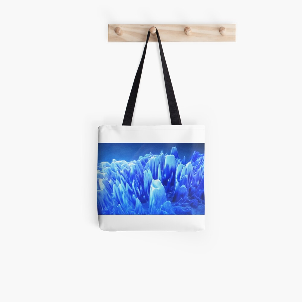 Astral Metropolis Tote Bag