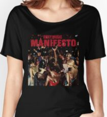 Roxy Music Manifesto Women's Relaxed Fit T-Shirt