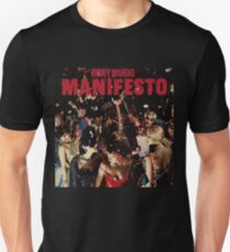 Roxy Music Manifesto T-Shirt