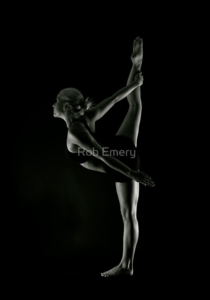 Arabesque Penchee by Rob Emery