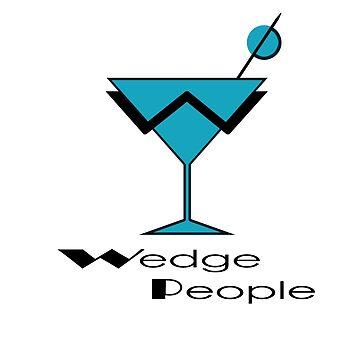 Wedge People Logo by Zeazer