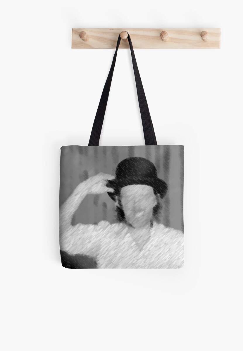 Radiohead Lotus Flowercreep Tote Bags By Devil Neville Redbubble