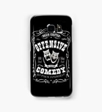 Tribute to standup comedy Samsung Galaxy Case/Skin
