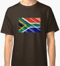 South African Flag Classic T-Shirt