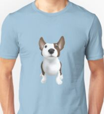 Bull Terrier Puppy Dog T-Shirt