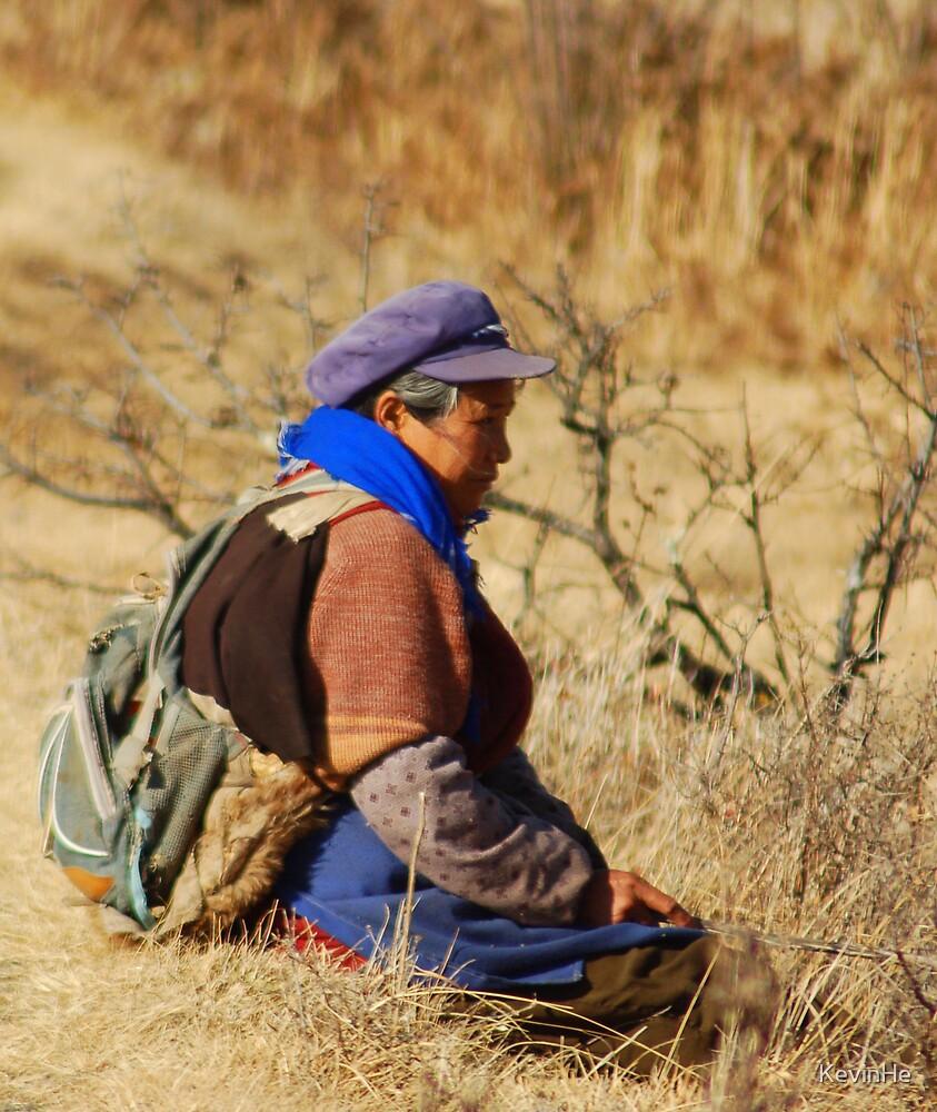 Lijiang people, China by KevinHe