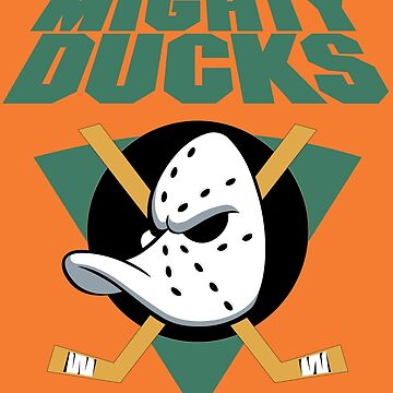 Anaheim Mighty Ducks by Canis1993