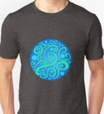 Design of an abstract eco circle Unisex T-Shirt