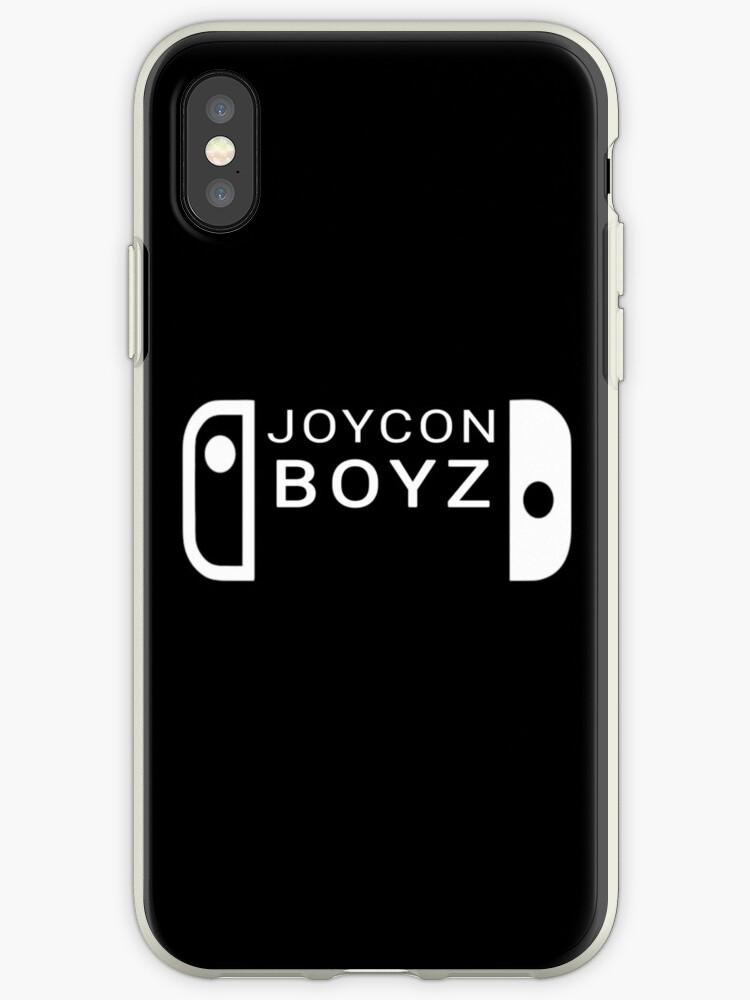 more photos d29ed 6c004 'Joycon Boyz Switch Game Etika' iPhone Case by godtiermeme