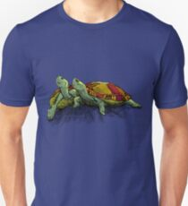 Quilted Turtles T-Shirt