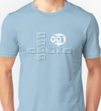 Gaming [C64] - Paradroid Unisex T-Shirt