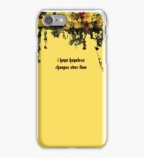 hopeless iPhone Case/Skin