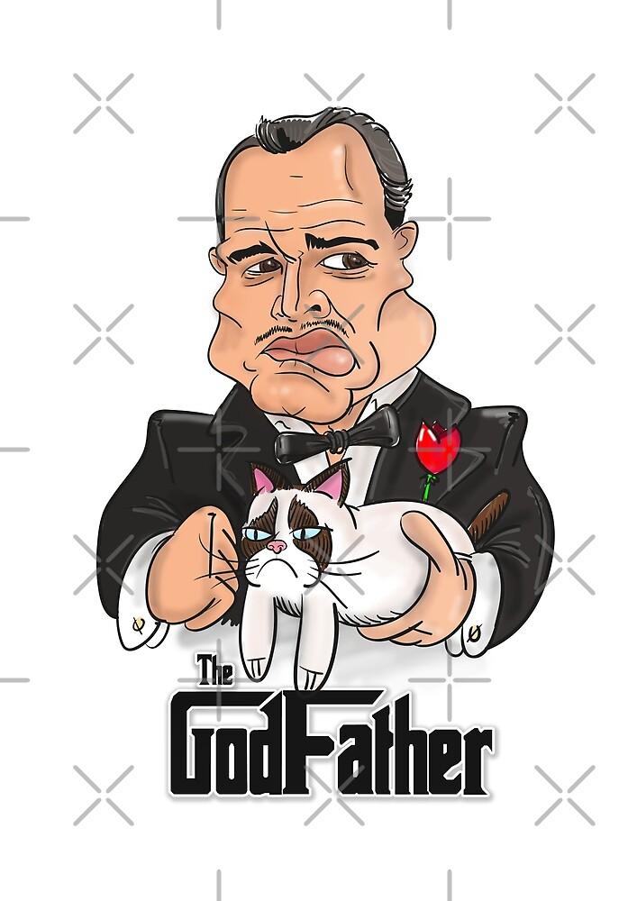 The Godfather by fer3407xzhtvz8