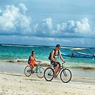 Tulum Beach Ride by Imagery