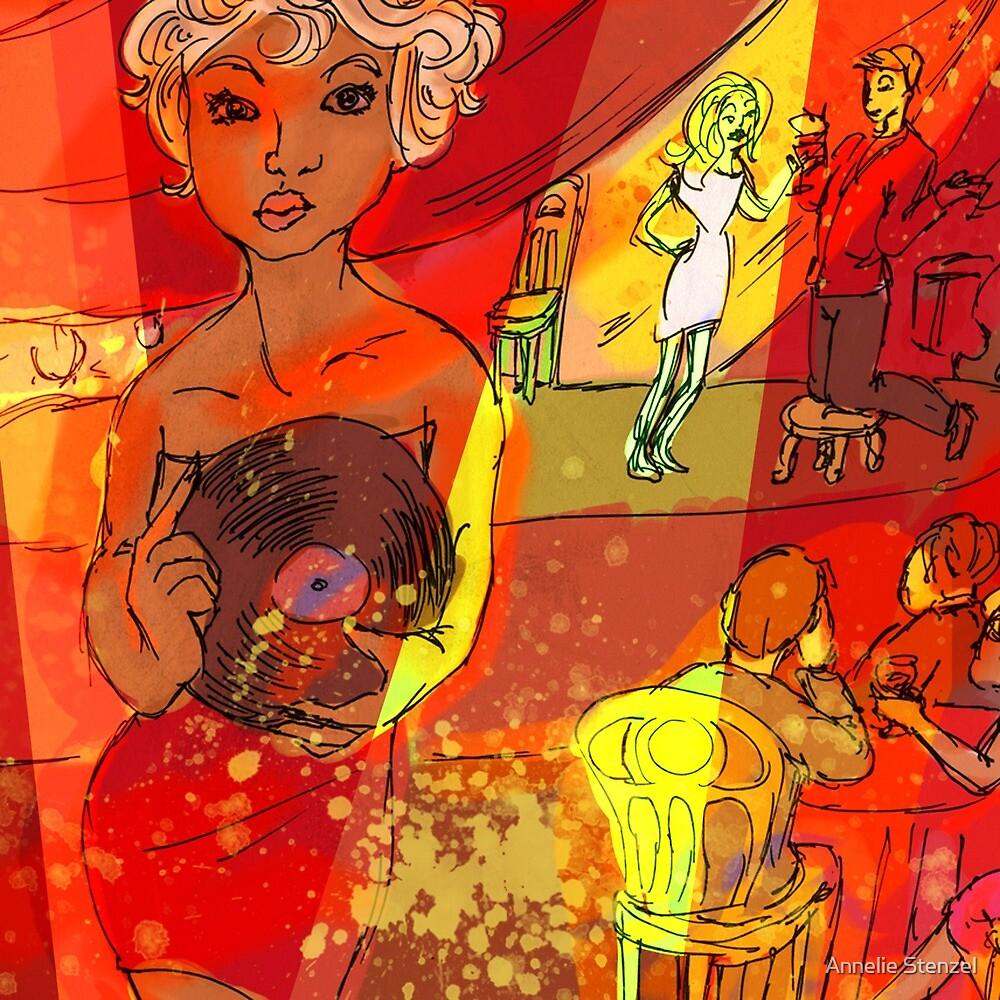 Jazz Partout von Annelie Stenzel