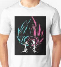 Blue/Rose  Unisex T-Shirt