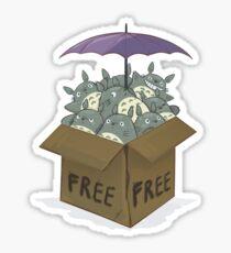 Free tots Sticker