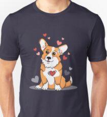Corgi is it LOVEEEEEEEEEEEE T-Shirt