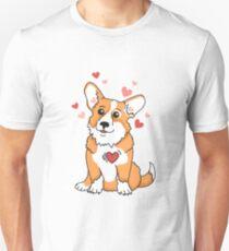 Corgi is it LOVEEEEEEEEEEEE Unisex T-Shirt