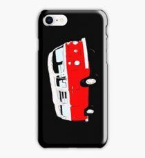 Bay Window Red White Essence (please see notes) iPhone Case/Skin